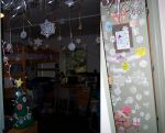Christmas decorations by doganie
