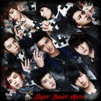 Super Junior~ Opera by crystalSHINee4evr