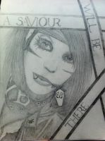 Andy Biersack by PolinaYDGN