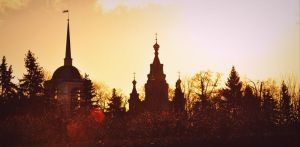 Peterhof. by Fiedka