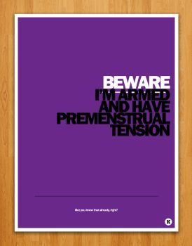 premenstrual. by entwined-vines