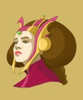 Queen Amidala by Sammy514