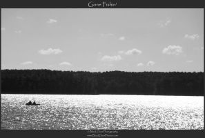 Gone Fishin' by blackdoorphotos