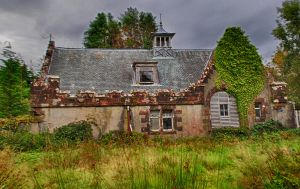 Abandoned Home by craiggriggs