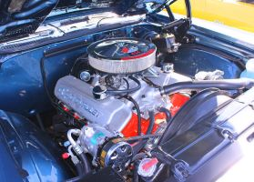 454 Chevelle Engine by StallionDesigns