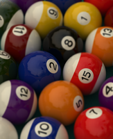Poolballs by aCr0m-a