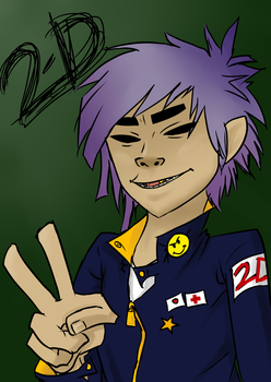 2-D second and more sucessful attempt by tancho-koi