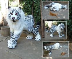 Maned Tiger Quadsuit by LilleahWest