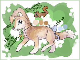 .: Sona Ref :. by blueberry-tea