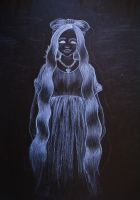Ghost Child by Deep-Larks