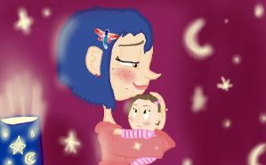Coraline The Mom by ButtonGirl013