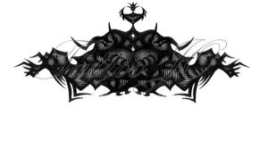 Tattoo design lower back 1 by JOVictory