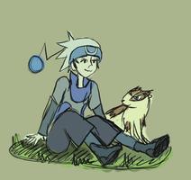 Marriland's Nuzlocke: Devin (with Fries) by Sophie-Lou