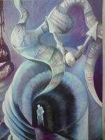 surreal painting close up 2 by DREAMandDIFFER