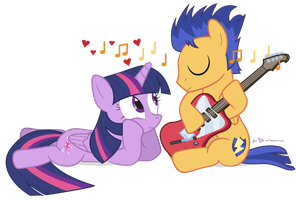 Strummertime Serenade by dm29