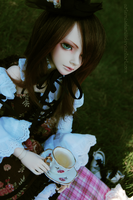 Tea Picnic VI by artemiselani