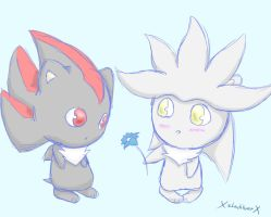 Shadilver chibis 1.5 by xShadilverx