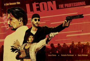 Leon The Professional by TylerChampion