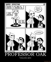 Professor Oak by Pokefan117