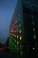 ARS Electronica Center 1 by galantyshow