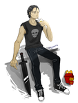 older nico ft.happy meals by blueocean01