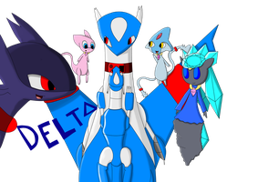 6 forms of Delta by DELT-4