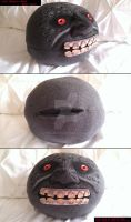 LoZ: Majora's Mask Moon Plush by Belle43