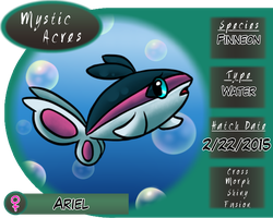 Ariel -Pkmnation- by TheMidnightMage