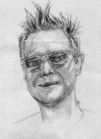 Mark Hoppus of Blink 182 by Sabriiistrash