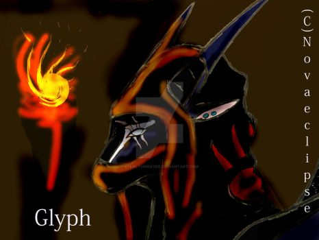 The Sacraments Glyph by draconixon