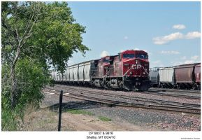 CP 9837 + 9816 by hunter1828