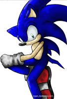 sonic - another style by logan-bp