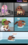 Psychic Flames: Page 1 by Fishlover