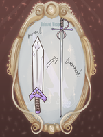 [SE]: Daria's Weapon by GaruxPuru