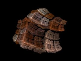 Apophysis 3d Conglomeration by Gibson125