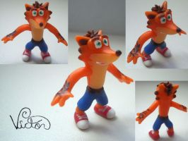 Crash Bandicoot by VictorCustomizer