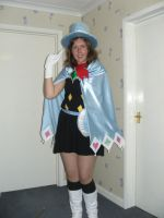 Trucy Cosplay by Selvendor