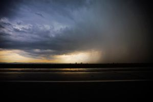 Stormy Highway by NIKITAgirl