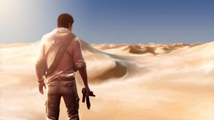 Uncharted 3 by AngryPIG