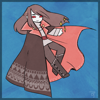 Cape by Sapphlet