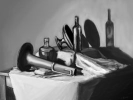 Still life -Study by KM-Chai