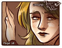 Lost in the Vale - Chapter 1 - Page 18 UP! by CrystalCurtisArt