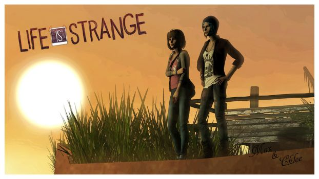 [SFM] Life is Strange - Max and Chloe by LoneWolfHBS