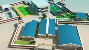 White Gold college_project_01 by oxide1xx