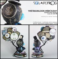 The Brainloon merchant profile by SquareFrogDesigns