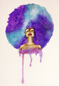 Galactic Queen by willwork4food