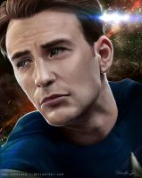#05 CAPTAIN AMERICA by Sheridan-J