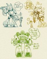 Movie Autobots by piyo119