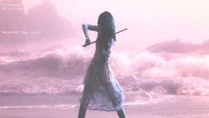 Lindsey Stirling TIME Beyond the Veil SUNRISE by SeraphSirius
