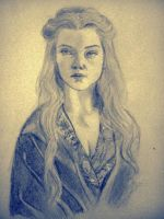 Game of Thrones: Margaery Tyrell by erikhart